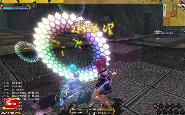 MOBA Nhật Bản Onigiri Pandemonium tung screenshot mới 5