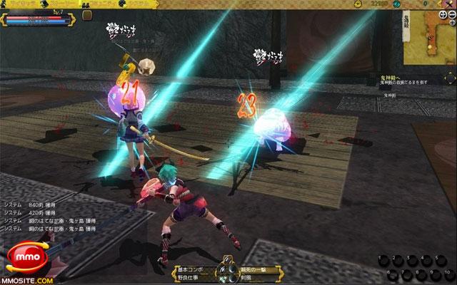 MOBA Nhật Bản Onigiri Pandemonium tung screenshot mới 6