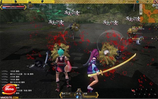 MOBA Nhật Bản Onigiri Pandemonium tung screenshot mới 7