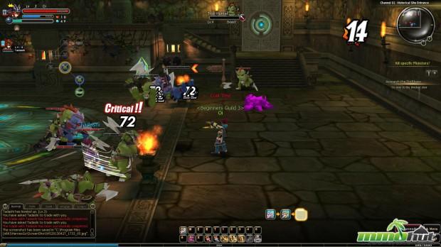 Tổng quan về game online dungeon HeroesGo sau đợt thử nghiệm 3