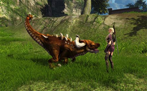Game online cưỡi rồng Dragon's Prophet chính thức mở cửa cuối tháng 5 1