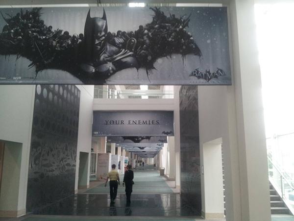 Quang cảnh E3 2013 trước giờ khai mạc 11