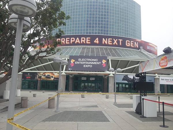 Quang cảnh E3 2013 trước giờ khai mạc 9