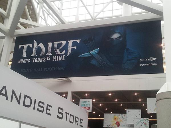 Quang cảnh E3 2013 trước giờ khai mạc 6