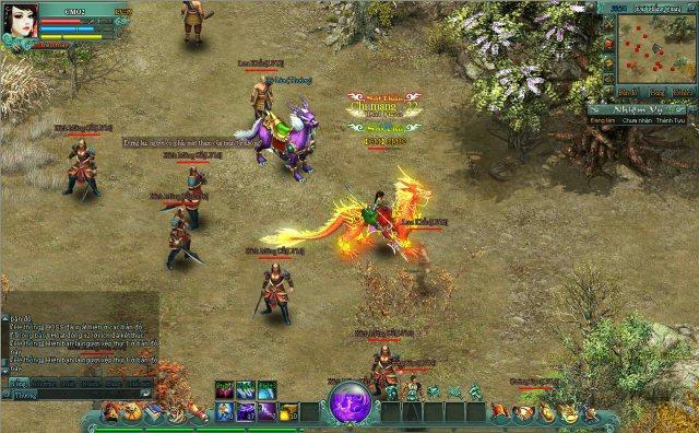Game thủ Võ Lâm Chi Mộng uất ức với tình trạng server không ổn định 1