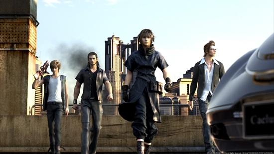 Square Enix: Game PC sẽ không bỏ rơi 2