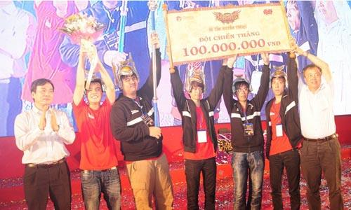 Giải vô địch Đông Nam Á bộ môn Liên Minh Huyền Thoại đến TP.HCM 2