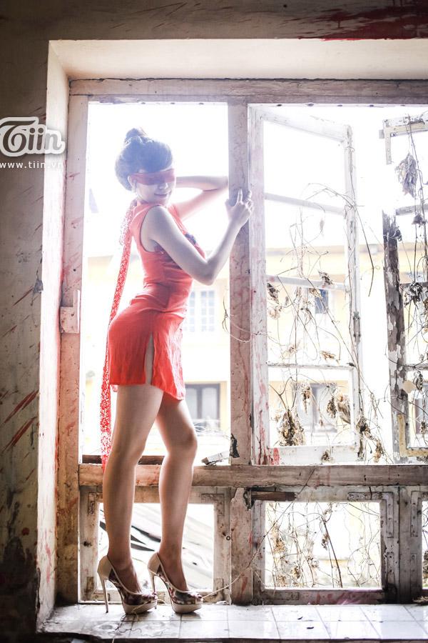 Những bộ ảnh cực nóng bỏng đang gây sốt cho game thủ Việt 12