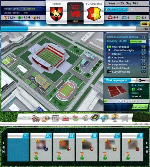 Tìm hiểu thêm về Top Eleven: game quản lý bóng đá sắp về VN 2