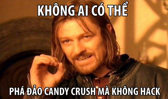 Candy Crush Saga và những câu chuyện dở khóc dở cười của teen Việt 7