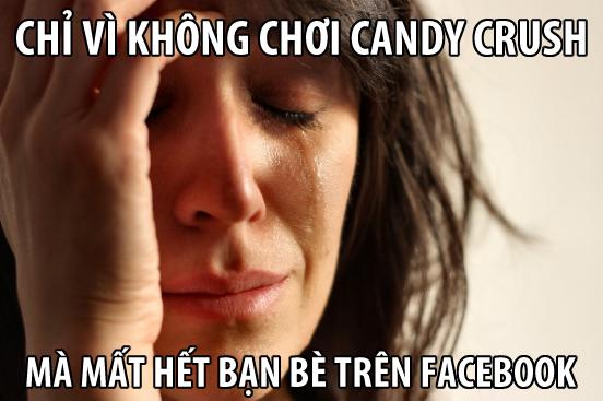 Candy Crush Saga và những câu chuyện dở khóc dở cười của teen Việt 6