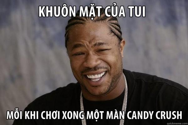 Candy Crush Saga và những câu chuyện dở khóc dở cười của teen Việt 8