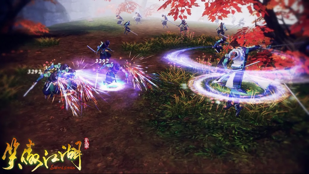 Tiếu Ngạo Giang Hồ tiếp tục gây sốt tại làng game online Việt 1