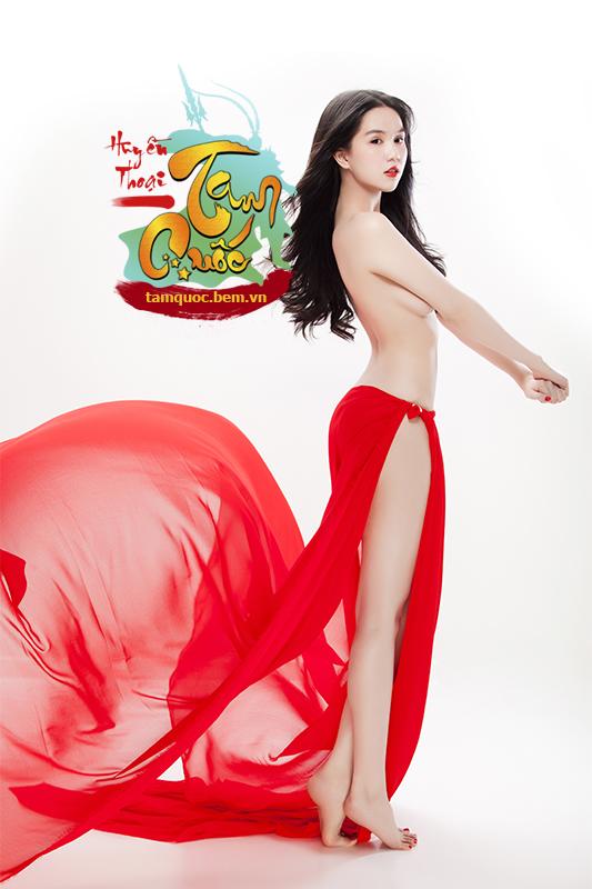 Những bộ ảnh cực nóng bỏng đang gây sốt cho game thủ Việt 9