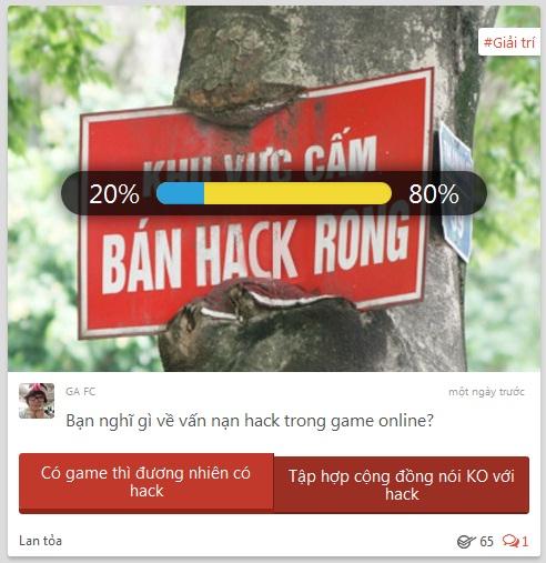 """Cần có cái nhìn """"đúng và đủ"""" về vấn nạn hack trong game FPS 2"""