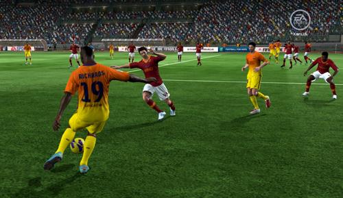 Những chiến thuật phổ biến dành cho người mới chơi FIFA Online 3 5
