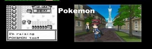 Sự phát triển kinh ngạc của đồ họa game 2