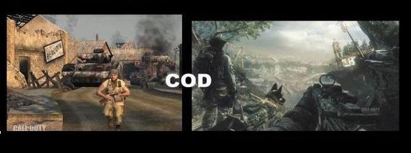 Sự phát triển kinh ngạc của đồ họa game 6