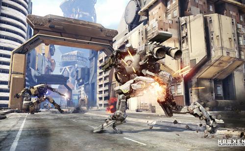 Loạt game online cho phép người chơi điều khiển Robot 7