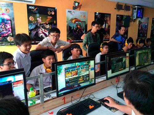 Quán net và những ký ức không thể quên của game thủ Việt 2