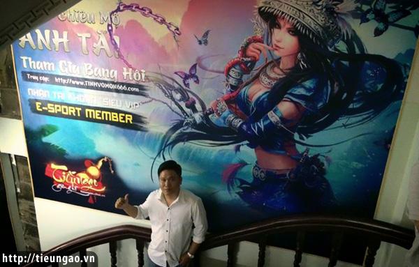 Tiếu Ngạo Giang Hồ mở cửa dẫn đầu top tin hot trong tuần 3