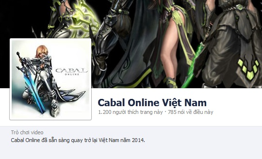 Tâm sự đẫm nước mắt của game thủ Việt với Cabal 1
