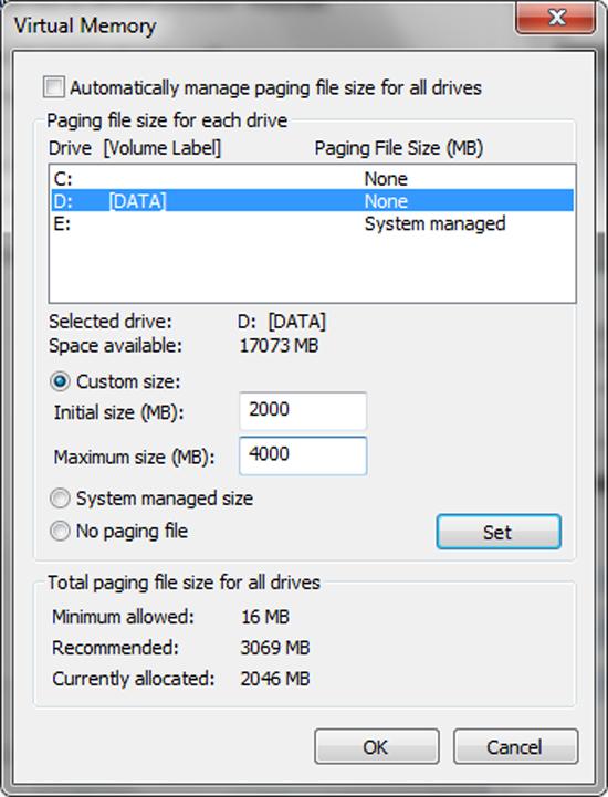Tìm hiểu về Windows Page File và cách sử dụng hiệu quả 9