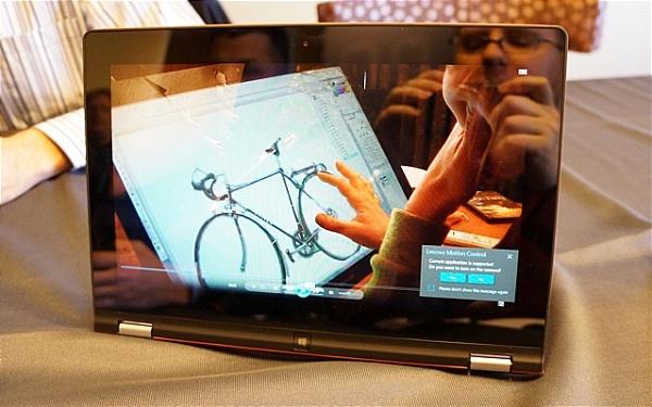 Lenovo công bố IdeaPad Yoga 11S: Laptop gập với sức mạnh Ivy Bridge 7