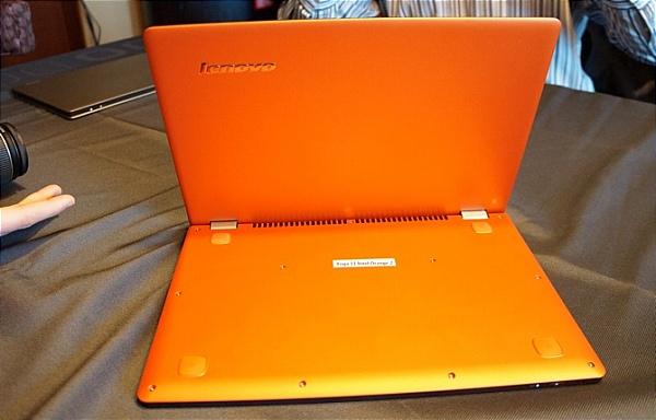 Lenovo công bố IdeaPad Yoga 11S: Laptop gập với sức mạnh Ivy Bridge 8