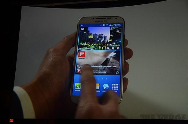 Tường thuật trực tiếp Galaxy S4: Bom tấn di động 2013 20