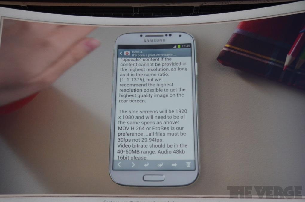 Tường thuật trực tiếp Galaxy S4: Bom tấn di động 2013 4