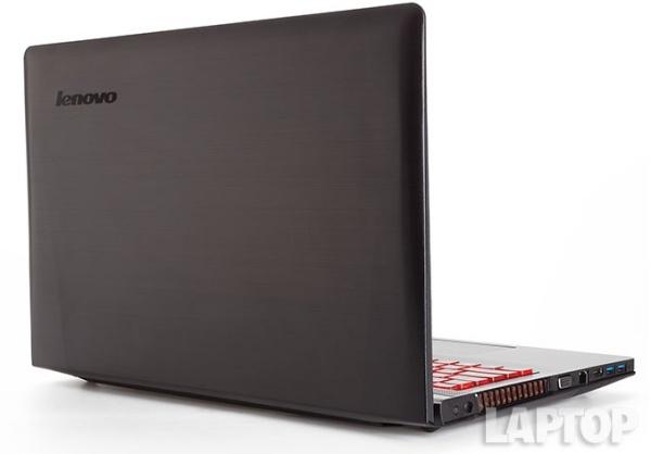 """IdeaPad Y500: Cấu hình """"khủng"""" nhưng pin yếu 4"""