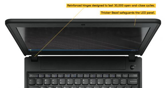 ThinkPad X131e - laptop mới cho mùa tựu trường của Lenovo 2