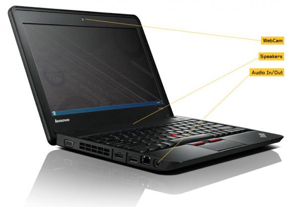 ThinkPad X131e - laptop mới cho mùa tựu trường của Lenovo 5