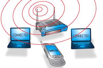 Khái quát về mạng không dây 2