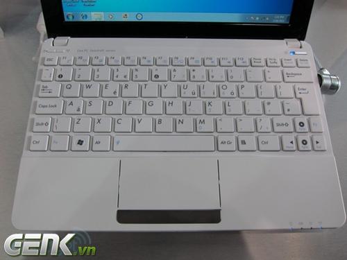 CeBIT: ASUS giới thiệu laptop chơi game G74SX cùng hai netbook Eee PC