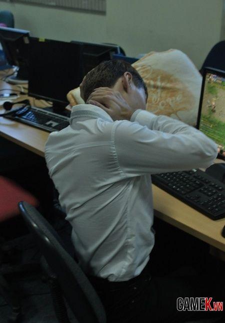 Những động tác giúp game thủ bớt mỏi người khi cày game 6