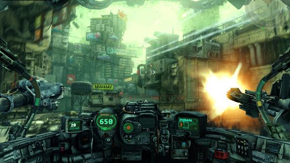 Loạt game online cho phép người chơi điều khiển Robot 4