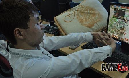 Những động tác giúp game thủ bớt mỏi người khi cày game 5