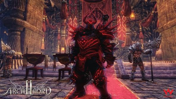 Game 3D miễn phí Archlord II đã mở cửa 1