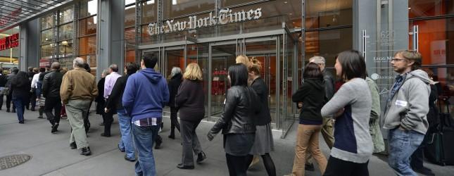 Thu phí đọc báo: New York Times thành công vang dội 1