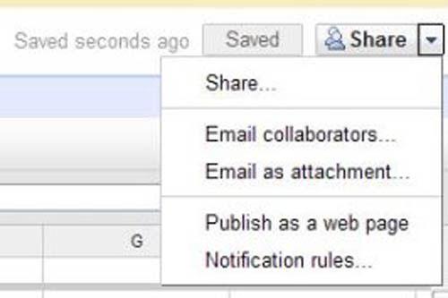 Làm việc theo nhóm cực hiệu quả với Google Docs