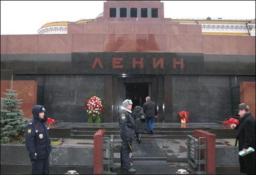Lăng Lenin – Một kiệt tác kiến trúc nghệ thuật 2