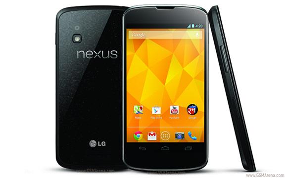 Nexus 4 mới khó bị xước hơn 3