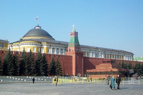 Lăng Lenin – Một kiệt tác kiến trúc nghệ thuật 1