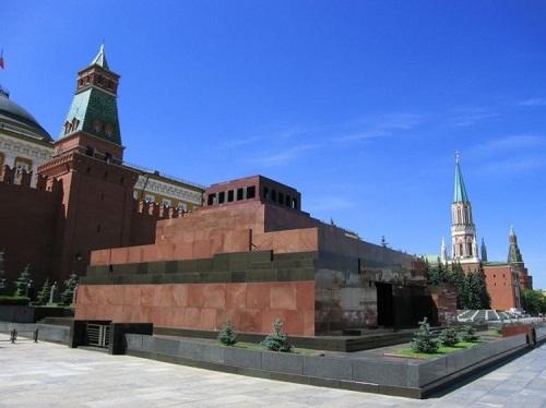 Lăng Lenin – Một kiệt tác kiến trúc nghệ thuật 3