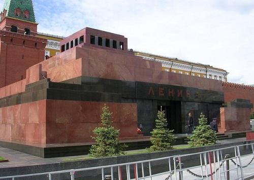 Lăng Lenin – Một kiệt tác kiến trúc nghệ thuật 4