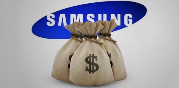 Thương vụ Samsung - Sharp: Thả tiền bắt tiếng 1