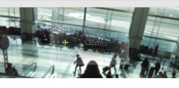 JetBlue - Tính năng độc đáo trên Google Glass 1