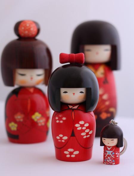 Tìm hiểu về Kokeshi - Búp bê gỗ Nhật Bản 3